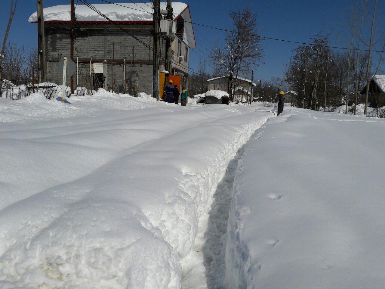 گیلان-سیاهکل-روستای بیدرون