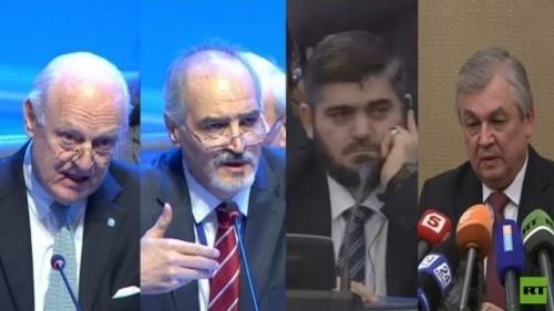 نابودی فتحالشام، بند محرمانه بیانیه پایانی نشست آستانه