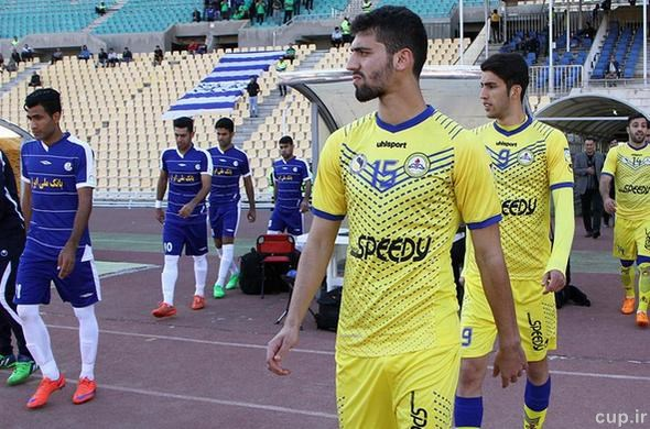 تغییرزمان بازی تیمهای نفت واستقلال خوزستان