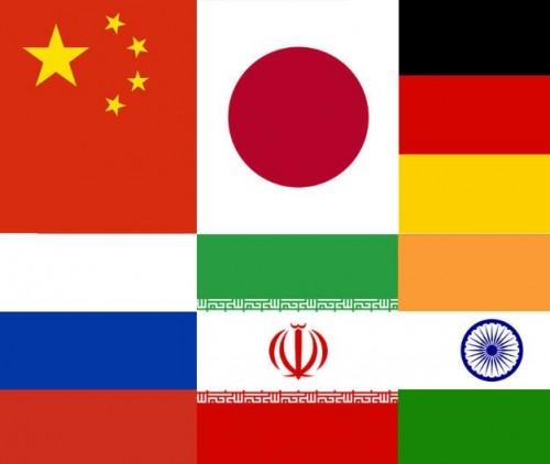 امریکن اینترست: ایران قدرت بزرگ هفتم جهان در سال 2017