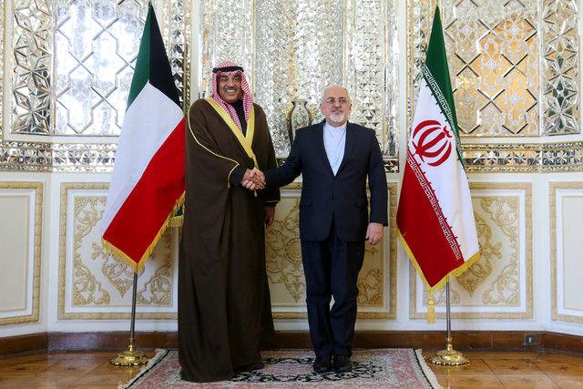 محتوی پیامی که وزیر خارجه کویت با خود به ایران آورد