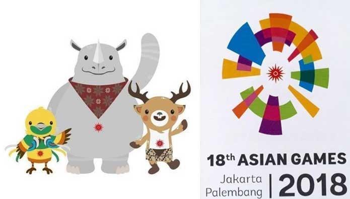 سمبل بازیهای آسیایی ۲۰۱۸جاکارتا-پالمبانگ