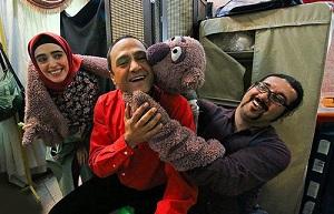 ویژه برنامه نوروزی خندوانه با یک عروسک جدید