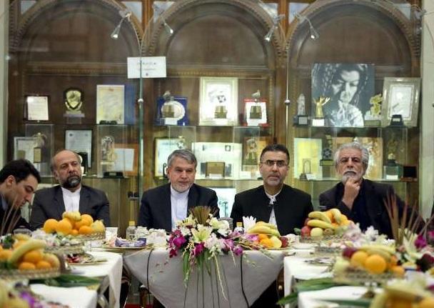 محمدمهدی حیدریان رئیس سازمان سینمایی شد، ایوبی تبریک گفت