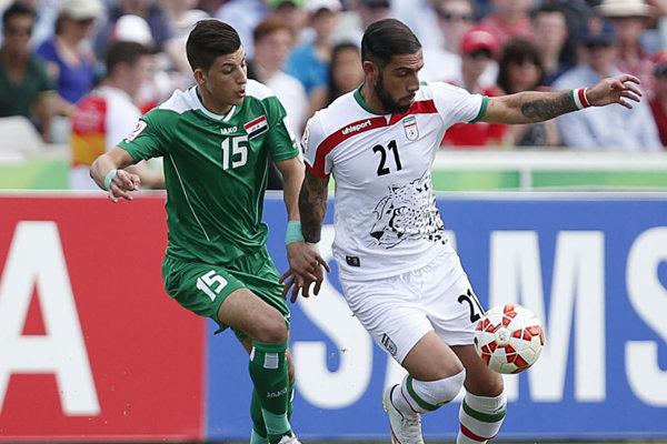 بازی تاریخی ایران - عراق در استادیوم مدرن کربلا