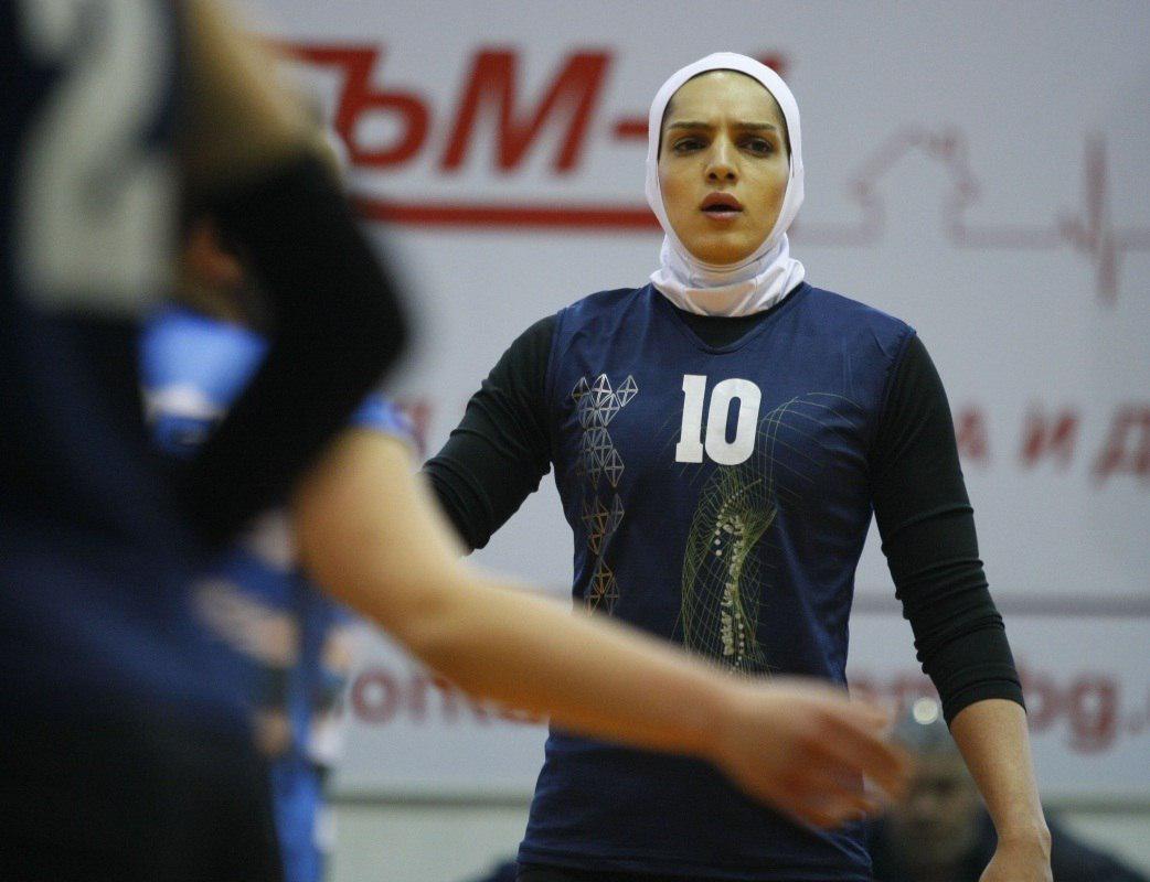 درخشش باورنکردنی دختر ایرانی دراروپا+عکس
