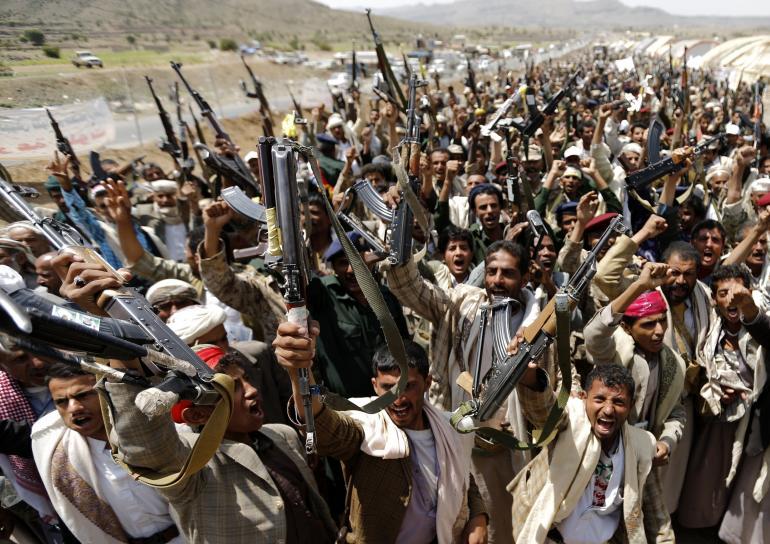 افسانه ای به نام حمایت و کنترل حوثی ها از سوی ایران