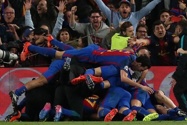 قتل دوست به خاطر بارسلونا!