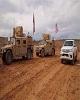 استقرار صدها نظامی آمریکا در استان «حسکه» سوریه