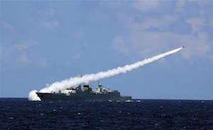 بزرگترین رزمایش موشکی کره جنوبی، ژاپن و آمریکا