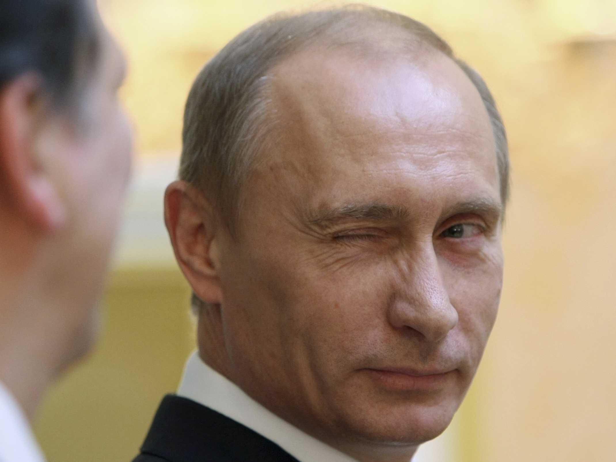 چرا پوتین قدرتمندترین فرد حال حاضر در دنیا است؟