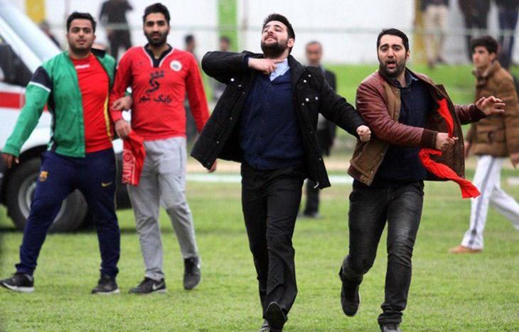 واکنش سازمان لیگ به جنجال ودرگیری درداربی مازندران