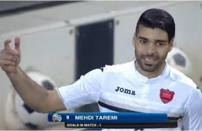 گل طارمی به الریان قطر با پاس مسلمان
