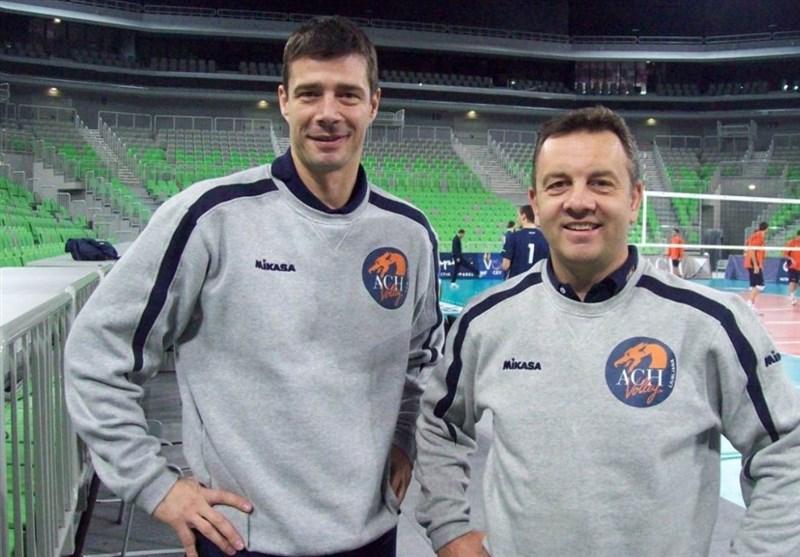 اعضای کادرفنی تیم ملی والیبال مردان معرفی شدند