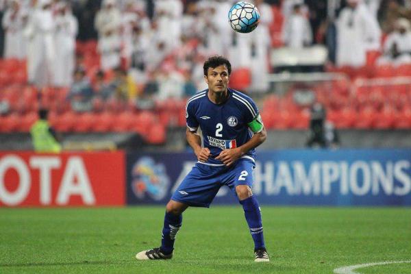 تنها ایرانی لیست بهترین های دور رفت لیگ آسیا