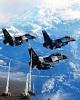 پاسخ سامانه ضد هوایی سوریه به حمله جنگنده های اسرائیلی...