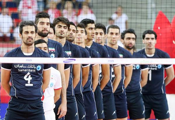 والیبال ایران درآستانه تغییرنسل