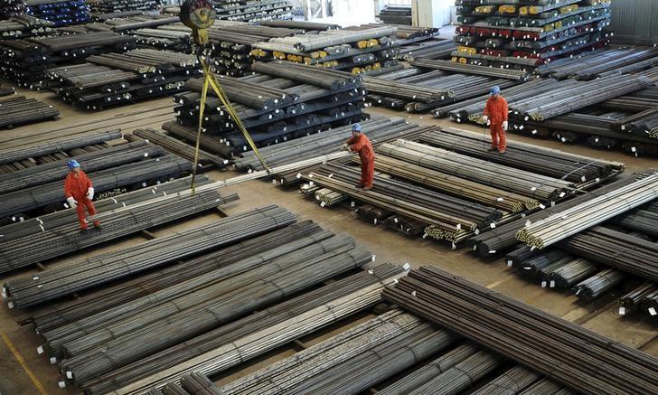 کاهش سرعت چین در قبضه نمودن بازار فولاد جهان