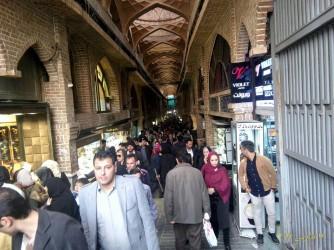 جنب و جوش نورزی بازار تهران و گلایه های مشتریان و فروشندگان