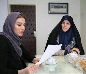 سحر دولتشاهی حامی زنان زندانی شد - تابناک   TABNAK