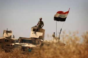 Iraqi forces on the verge of a symbolic victory in Mosul