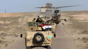 Iraqi forces advance as the battle for Mosul rages on