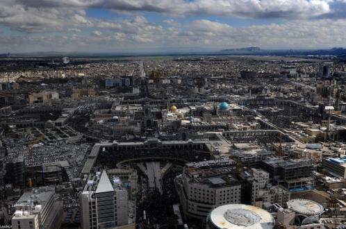نگرانی شدید 220 نماینده مجلس و 80 تن از علما، از تخریب بافت پیرامون حرم رضوی