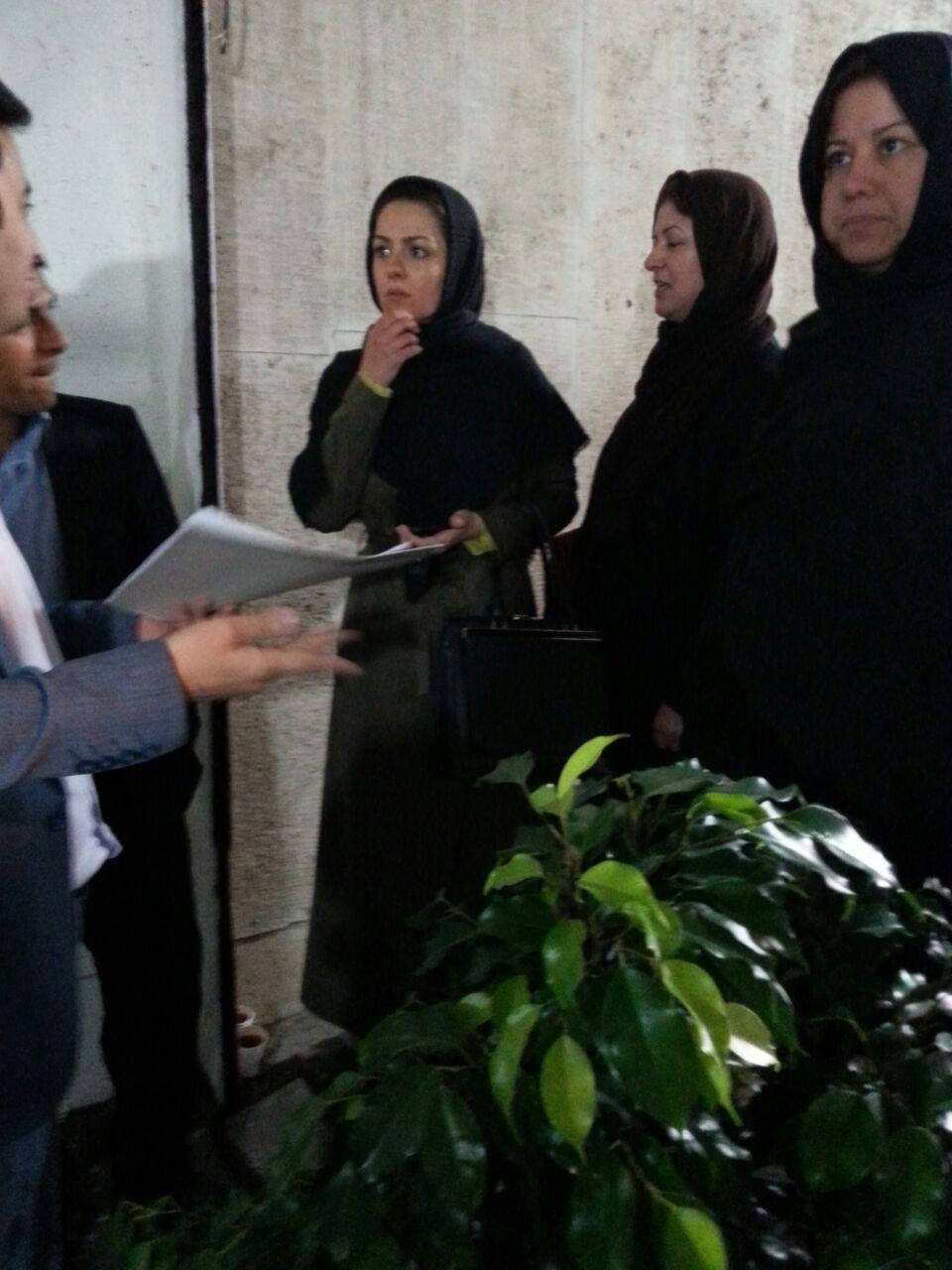 ثبتنام بازیگر زن در انتخابات شورای شهر