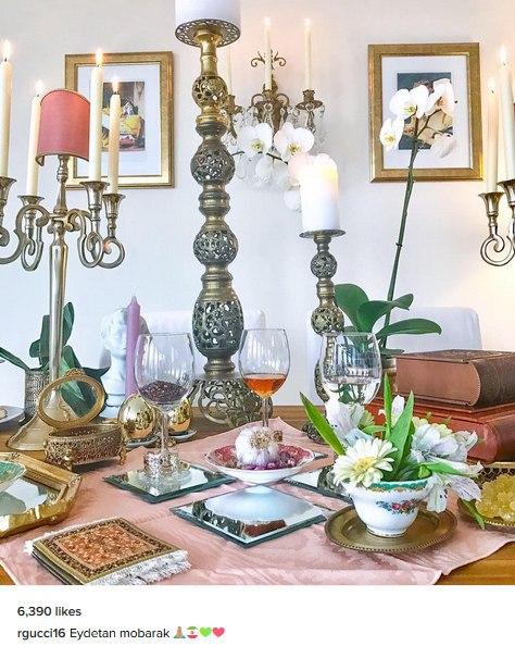 تبریک اینستاگرامی رضا قوچاننژاد به مناسبت فرارسیدن نوروز
