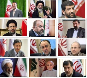 ده کاندیدایی که پنجشنبه در سبد اولیه جبهه مردمی انقلاب قرار می گیرند