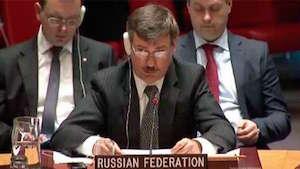 جانشین چورکین در سازمان ملل منصوب شد