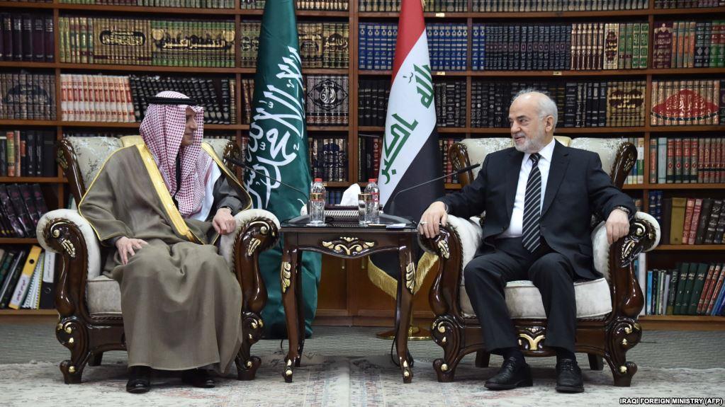 الجبیر در عراق؛ الراشد در لندن و خوابی که عربستان برای ایران دیده است