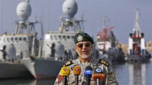 Iran begins navy drill off Strait of Hormuz