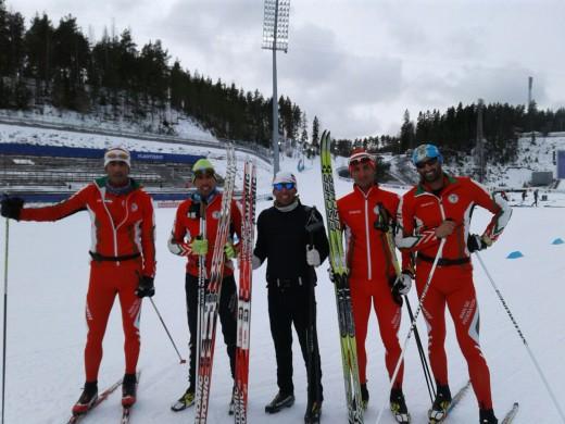 ماجرای جدیدترین اسکی باز پناهنده ایران درفنلاند