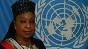 یک زن سیاهپوست سنگالی دبیرکل فیفا شد