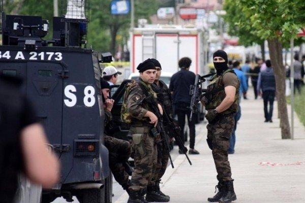 کشته شدن شش عضو «پ ک ک»در ترکیه