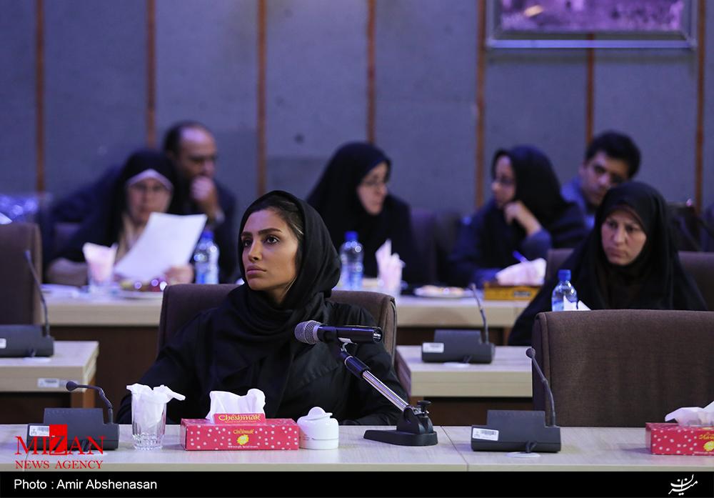 اعترافات مدل معروف در برابر دادستان تهران