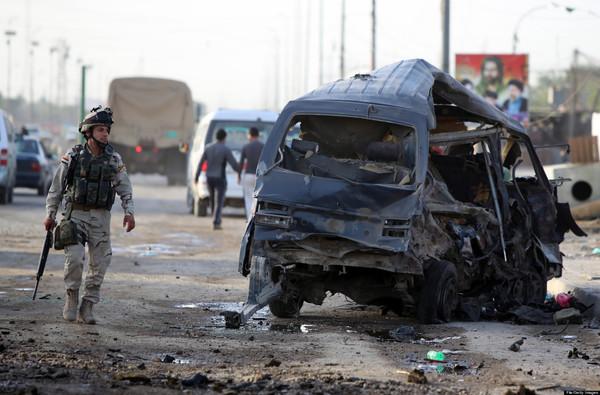 تداوم بمبگذاریهای در بغداد