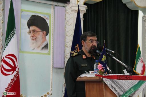 تجلیل محسنرضایی از نقش سپاه در حفظ انقلاب