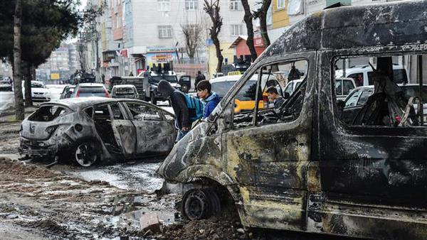 انفجار در ترکیه چهار کشته به همراه داشت