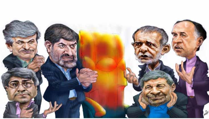 ادامه جنجال بر سر ریاست مجلس/افشاي پشتپرده استيضاح وزرا!