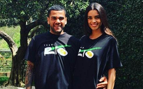 ازدواج مخفیانه ستاره فوتبال با یک مدل!