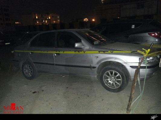 شهرک غرب حوادث تهران تیراندازی در تهران اخبار جنایی اخبار تهران