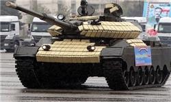 تانک ایرانی با بدنه مقاوم در برابر سلاح ضد تانک
