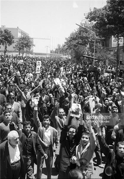 نتیجه تصویری برای قیام 15 خرداد + تابناک
