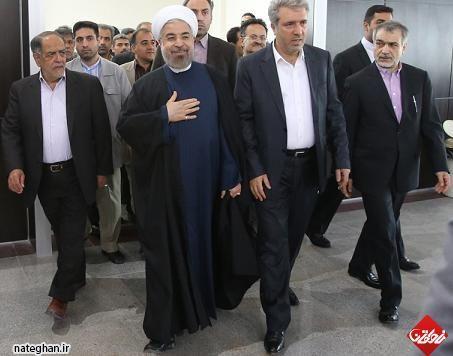 یکی از بستگان روحانی وزیر ورزش می شود؟