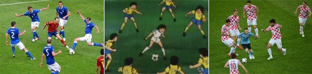 کانال+تلگرام+کارتون+فوتبالیست+ها