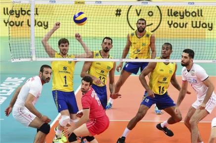 شکست تیم خسته و پرغایب ایران مقابل میزبان قبراق المپیک