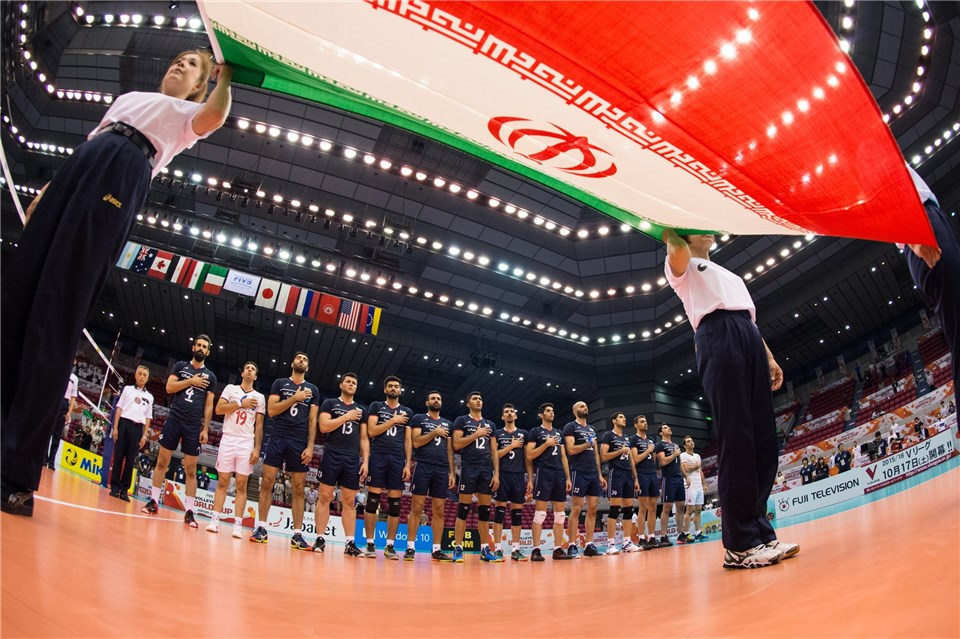 برنامه کامل والیبال انتخابی المپیک بوقت ایران