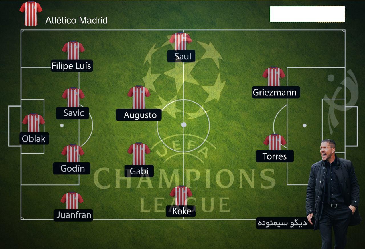 دقیقه 23 / رئال مادرید یک - اتلتیکو مادرید صفر/ راموس قاتل ابدی همشهری ها